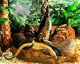 广州跨世纪机器人博览会,森林世界蝎子 Scorpion