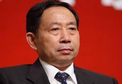 袁贵仁接任教育部部长