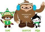 2010温哥华冬奥会吉祥物