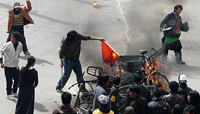 西藏打砸抢烧严重暴力犯罪事件