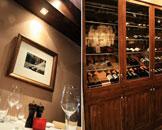 Cecconi's Italian中的酒窖