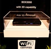 东芝3D蓝光播放器BDX300
