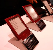 SONY携三款电子书参展