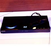 三星最新3D蓝光播放器