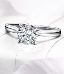 Cartier Solitaire 1895系列