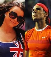 纳达尔,十佳图,美女,澳网,2010澳网,澳大利亚网球公开赛