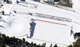 惠斯勒奥林匹克公园.2010温哥华冬奥会