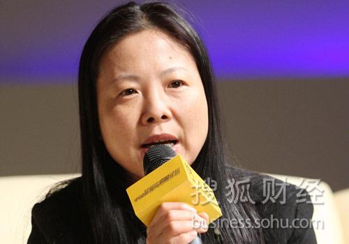 WWF全球气候行动中国项目主任侯艳丽
