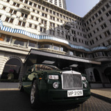 半岛酒店,梦想飞起来直升机套餐,劳斯莱斯轿车