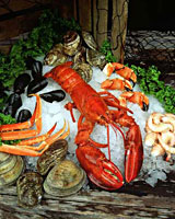 女士半价:女人节去吃海鲜自助