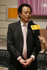 第27届香港国际珠宝展,上海老凤祥总经理石力华