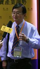 第27届香港国际珠宝展,《台湾珠宝》发行人林基文