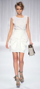 Fendi,香港潮流购物之2010春夏系列