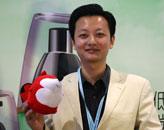上海艾哲化妆品有限公司莹泊莱招商部总经理毛振君