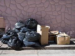 绿色环保,垃圾分类,垃圾处理