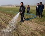 灌溉技术普遍落后