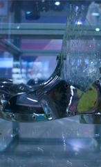 广州鞋展,第九届中国(广州)国际鞋展,2010春夏鞋款,服饰搭配,玻璃鞋