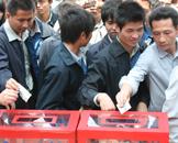 格力电器万人捐款行动