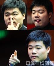 丁俊晖,艾伦,斯诺克中国赛,斯诺克中国公开赛