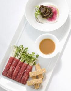 法国菜的用餐顺序