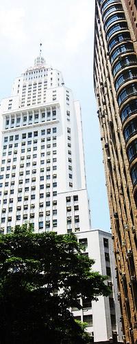圣保罗建筑以高著称
