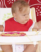 宝宝越胖越好