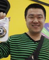 2010北京车展网友抽奖表情