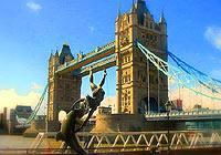 伦敦:陌生人的极乐购物世界