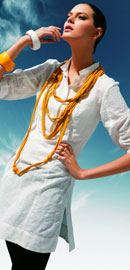 KA/ON服饰2010春夏产品,深圳嘉文服饰总裁何淑君,卡汶女装,,时尚女装,深圳女装