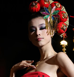 福麒喜羊羊珠宝闹新春,福麒公司副总经理朱旭,深圳福麒珠宝,喜羊羊珠宝首饰,天美钻