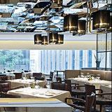 餐厅,otto e mezzo restaurant,香港意大利餐厅,岑柏涛