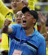 李永波,2010汤尤杯,羽毛球