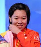 李晓霞,2010世乒赛