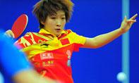 刘诗雯,2010世乒赛团体赛