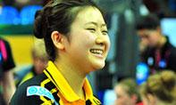 福原爱,2010世乒赛团体赛