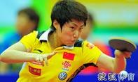 郭跃,世乒赛,2010世乒赛团体赛