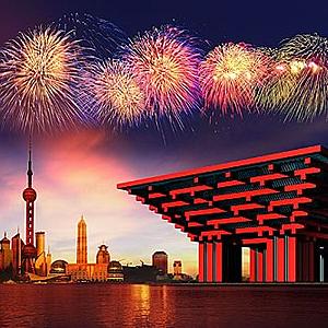 上海世博周边游