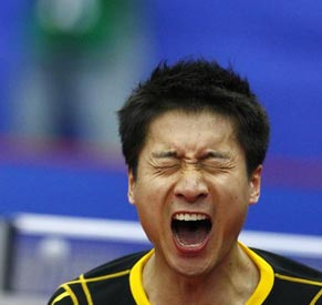 吉田海伟,世乒赛,2010世乒赛团体赛