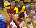 中国女排1-3负多米尼加 精英赛遭遇首场败绩