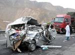 兰州十余车相撞致8死3重伤