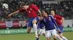 热身赛-日本0-3塞尔维亚