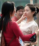 北京实拍-2010全国高考第二日
