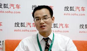 上海大众斯柯达广州大区营销总监冯竣