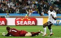 南非世界杯,卡考