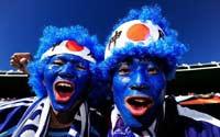 南非世界杯,日本VS喀麦隆