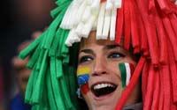 南非世界杯,意大利VS巴拉圭