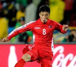 南非世界杯,巴西VS朝鲜,志尹南