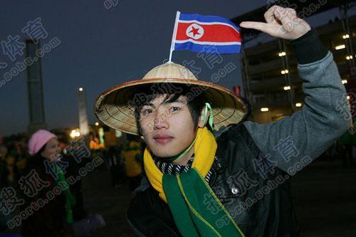 朝鲜清秀帅哥