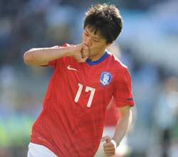 南非世界杯,阿根廷VS韩国,李青龙