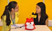 搜狐专访皇庭珠宝有限公司市场经理黄可盈
